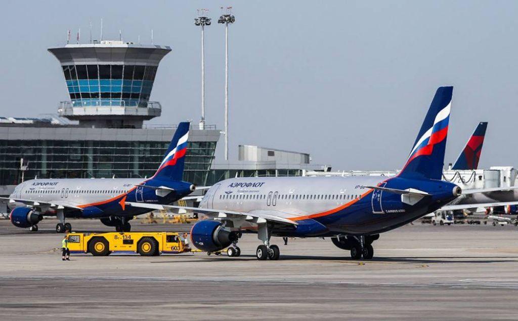 Федеральные рейсы «Аэрофлота» из «Шереметьево» теперь отправляются только из Терминала В