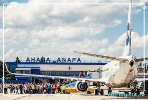 Грузовые авиаперевозки в Анапу