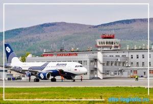 Грузовые авиаперевозки в Южно-Сахалинск